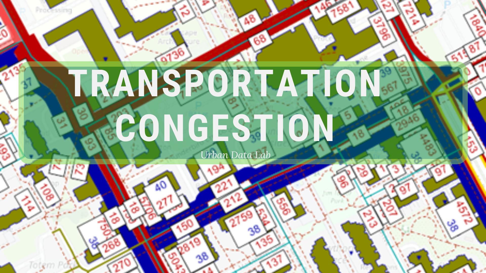 UBC's multi-modal transportation systems