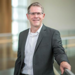 John Madden, Director of Sustainability and Engineering at Campus and Community Planning